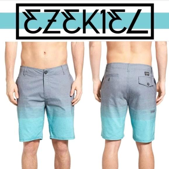 5e8170ffcaf04 Ezekiel Swim | Sea Green Swift Board Shorts Nwt 36 | Poshmark